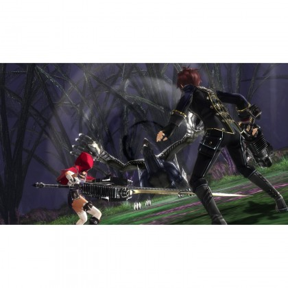 PSV God Eater 2: Rage Burst (Used)