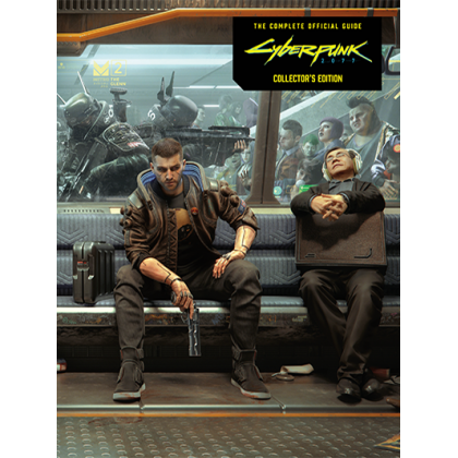 Cyberpunk 2077: The Complete Official Guide Collector's Edition