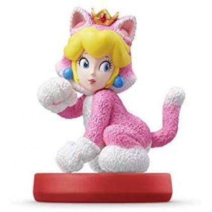 amiibo Cat Peach