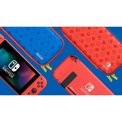 Nintendo Switch Mario Red & Blue Edition (2 Free Random Game)