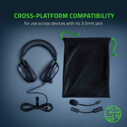 Razer BlackShark V2 + USB Sound Card