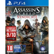 PS4 Assassin's Creed Syndicate [R2 Eng]