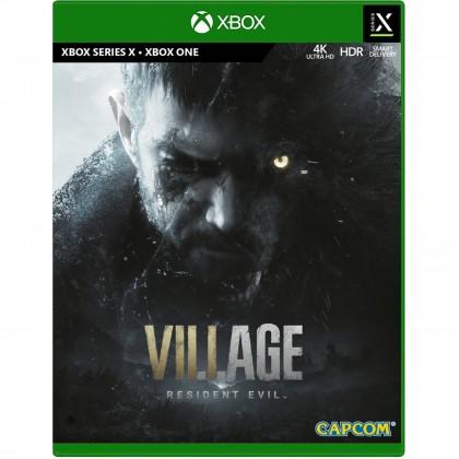XB1/XBX Resident Evil Village [AS Eng/Chi]