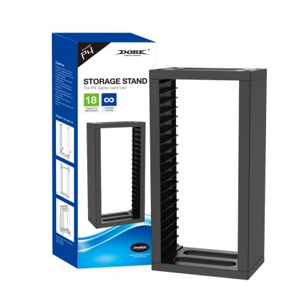 DOBE Storage Stand for PS4 Game Disc