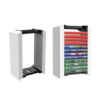 DOBE Storage Stand for PS/XBOX/Switch Game Disc