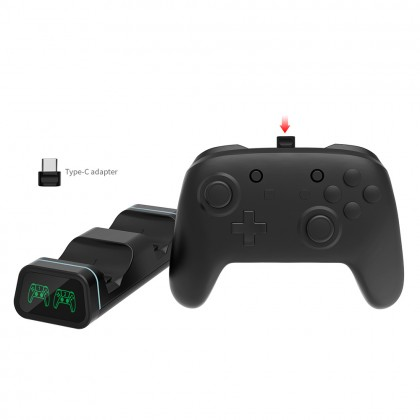 DOBE Charging Dock for PS5/XBX/Switch/Google Cloud Controller