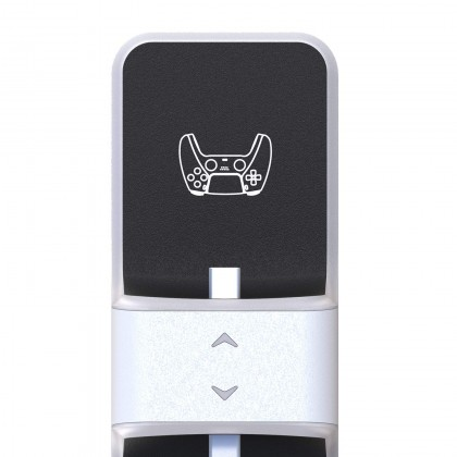 Geekshare Dual Charging Dock for PS5 Controller