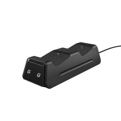 GTcoupe Dual Charging Dock for Xbox Series X/S & Xbox One Controller