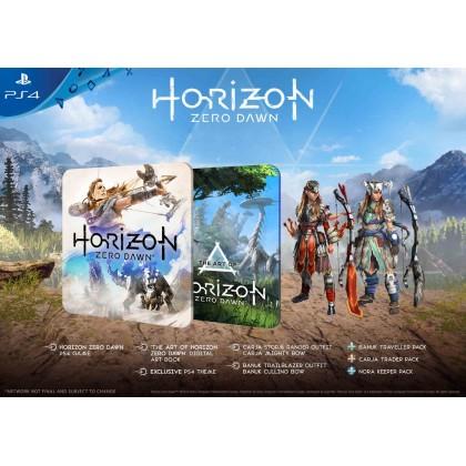 PS4 Horizon Zero Dawn Complete Edition (PlayStation Hits) [R3 Eng/Chi]