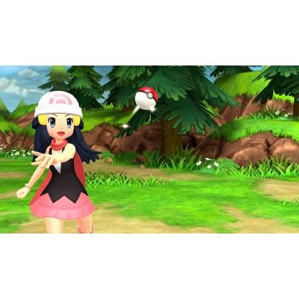 Switch Pokemon Brilliant Diamond [AS Eng/Chi] Pre-Order ETA 19.11.21