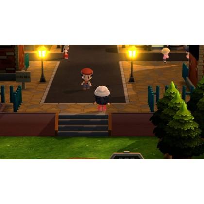 Switch Pokemon Shining Pearl [AS Eng/Chi] Pre-Order ETA 19.11.21
