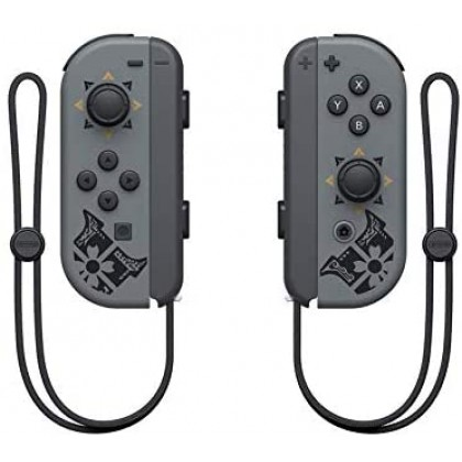 Nintendo Switch V2 Enhanced Console Monster Hunter Rise Edition