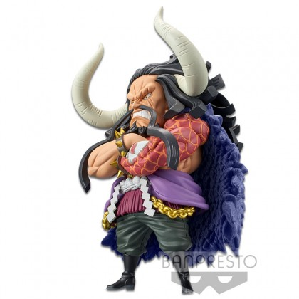 One Piece Mega World Collectable Figure  - Kaido of The Beasts