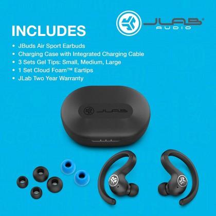 JLab JBuds Air Sport True Wireless Earbuds