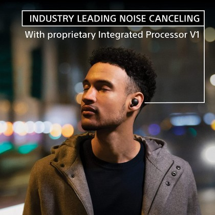 SONY WF-1000XM4 Truly Wireless Noise Cancelling Headphones