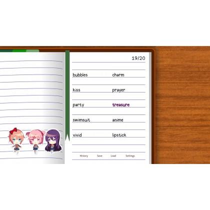 Switch Doki Doki Literature Club Plus! Premium Edition [US Eng/Chi]