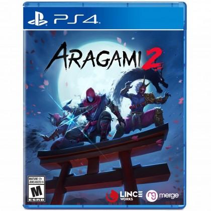 PS4 Aragami 2 [R1 Eng] Pre-Order ETA 21.9.21
