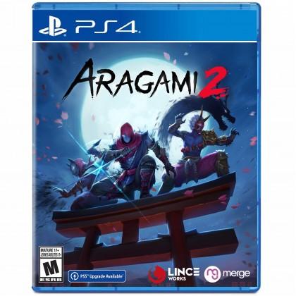 PS4 Aragami 2 [R1 Eng]