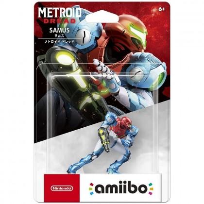 amiibo Metroid Dread Samus
