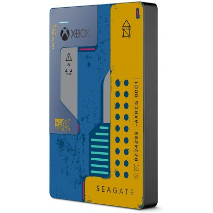 Seagate 2TB Game Drive for XBOX - Cyberpunk 2077 Special Edition