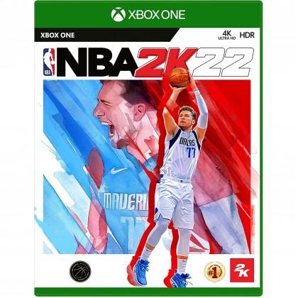 XB1 NBA 2K22 [AS Eng/Chi] Pre-Order ETA 10.9.21