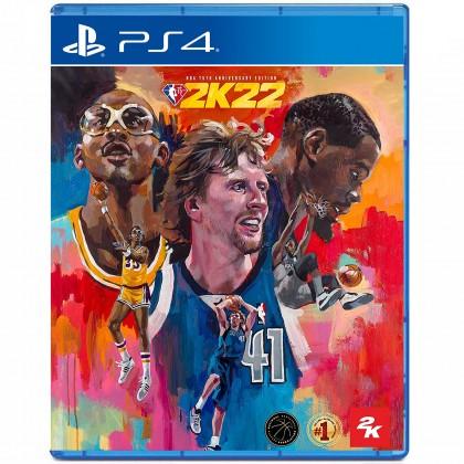 PS4 NBA 2K22 75th Anniversary Edition [R3 Eng/Chi]