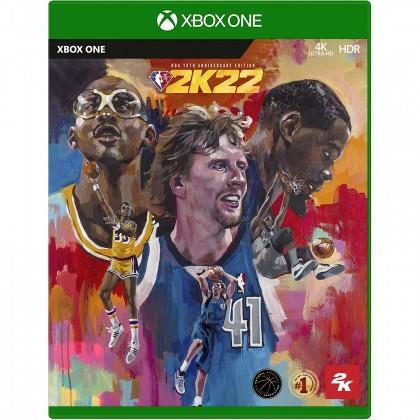 XB1 NBA 2K22 75th Anniversary Edition [AS Eng/Chi] Pre-Order ETA 10.9.21