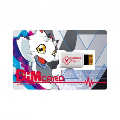 Bandai Digimon Vital Bracelet DIM Card -V1- Gammamon