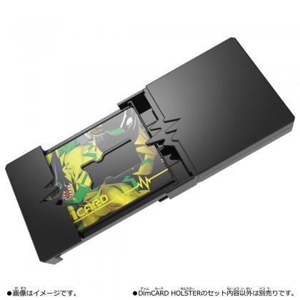 Bandai Digimon Vital Bracelet DIM Card Dynasty of the Evil + Holster