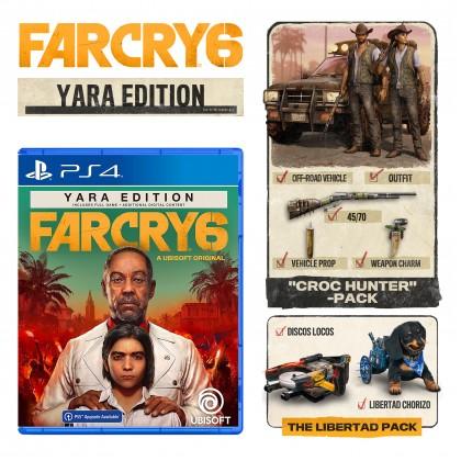 PS4 Far Cry 6 Yara Edition [R3 Eng/Chi]
