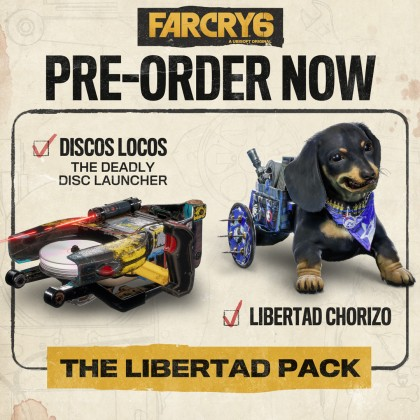 PS5 Far Cry 6 Gold Edition [R3 Eng/Chi]