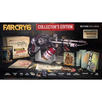 PS4 Far Cry 6 Collector Edition [R3 Eng/Chi]