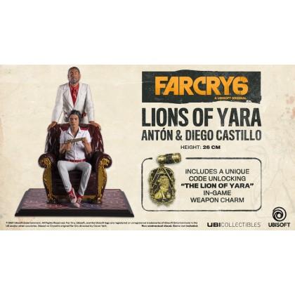 Far Cry 6 Anton & Diego Castillo – Lions of Yara Figurine