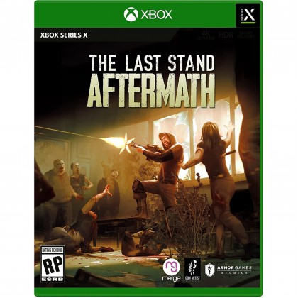 XBX The Last Stand : Aftermath [R1 Eng/Chi] Pre-Order ETA 1.11.21