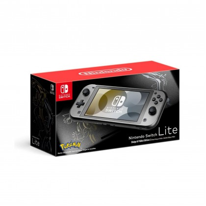 Nintendo Switch Lite - Dialga & Palkia Edition Pre-Order ETA 19.11.21