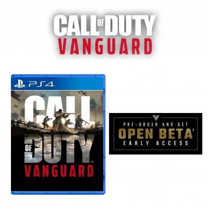 PS4 Call of Duty : Vanguard [R3 Eng/Chi] Pre-Order ETA 5.11.21