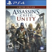 PS4 Assassin's Creed Unity Limited Edition [R1 Eng]