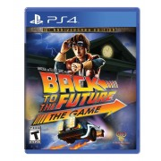 PS4 Back to the Future The Game 30th Anniversary Edition [R1 Eng]