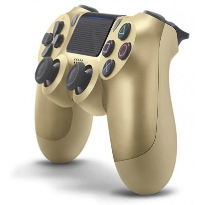 DUALSHOCK 4 Wireless Controller Gold (CUH-ZCT2G 14)