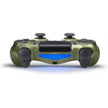 DUALSHOCK 4 Wireless Controller Green Camouflage (CUH-ZCT2G 16)