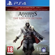PS4 Assassin's Creed The Ezio Collection [R2 Eng]