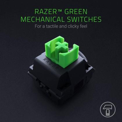 Razer BlackWidow - Green Switch