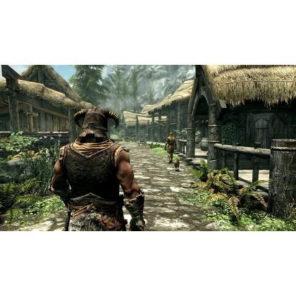 PS4 The Elder Scrolls V: Skyrim Special Edition [R2 Eng]