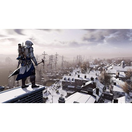 PS4 Assassin's Creed III Remastered [R1 Eng]