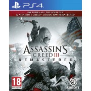 PS4 Assassin's Creed III Remastered [R3 Eng/Chi]
