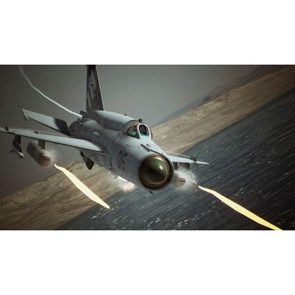 PS4 Ace Combat 7 Skies Unknown [R3 Eng]
