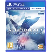 PS4 Ace Combat 7 Skies Unknown [R2 Eng]