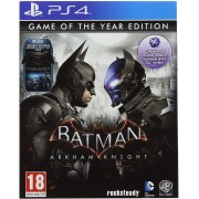 PS4 Batman Arkham Knight Game of the Year Edition [R2 Eng]