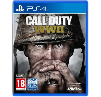 PS4 Call of Duty WWII [R2 Eng]