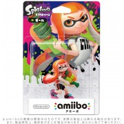 amiibo Girl (Orange)